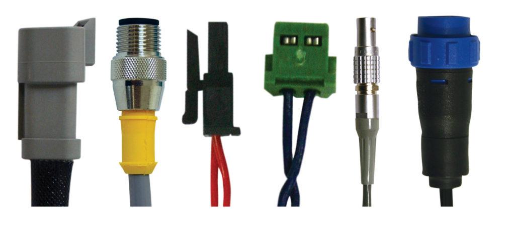 Different Sensors